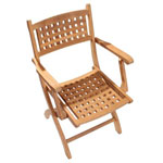 Kensington Folding Armchair