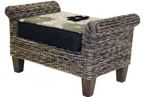 Includes Keswick Footstool