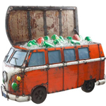 Kool Kombi Cooler holds loads of drinks