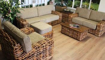 Conservatory Furniture Hand Woven Cane And Rattan Free Delivery