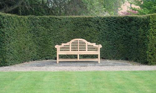 The famous bench design from the early 1900's