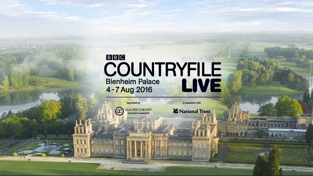 Countryfile Live advert