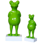 Standing Frog Ornament