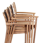 TNT FSC Stacking Chairs