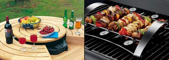 A classy range of Barbecues and Firepits