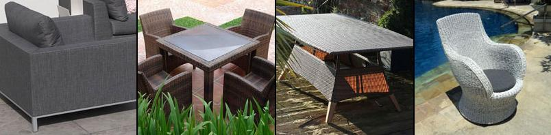 Outdoor rattan Chairs and Tables for sale