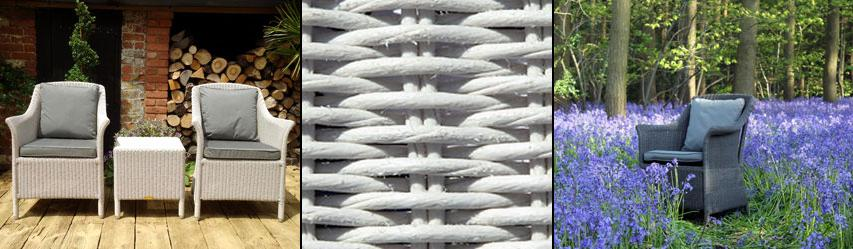 Eco Loom outdoor rattan