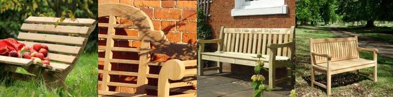 FSC Certified Benches at The Garden Furniture Centre