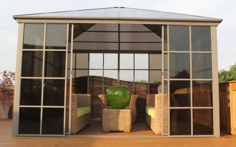 Stylish and practical gazebos for sale