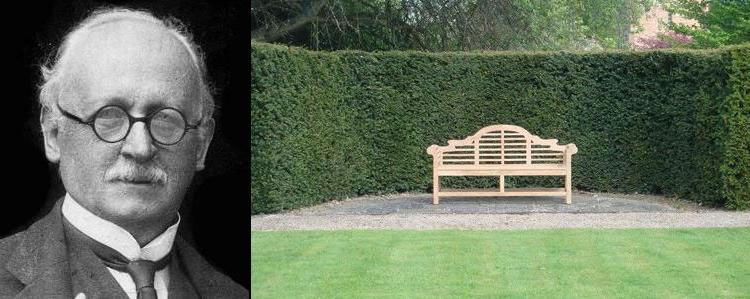 Edwin Lutyens and his Lutyens Bench
