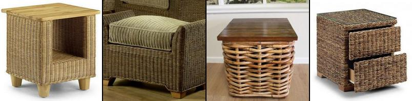 Rattan Conservatory Furniture accessories
