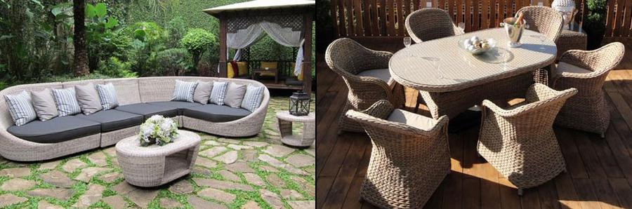 Buy Rattan Patio Sets  Hand Woven  Special Prices