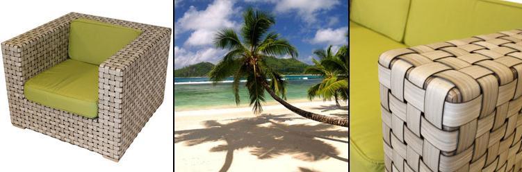 Seychelle Outdoor Rattan Weave