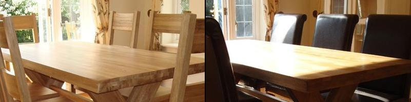 Solid Oak Furniture for the home