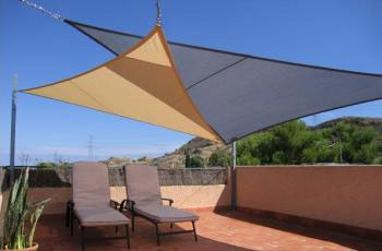 Shade Sails from The Garden Furniture Centre