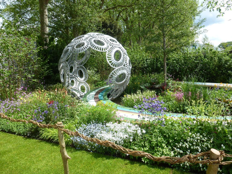 Show gardens Chelsea Flower Show 2016