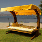 Summer Dream Swing Seat and Day Bed Combined