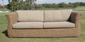 Beautiful Montana Three Seater Outdoor