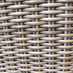 Synthetic Rattan Weave